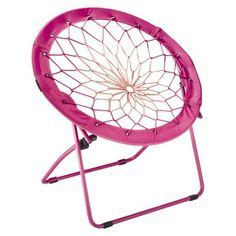 bungee chair pink with black target