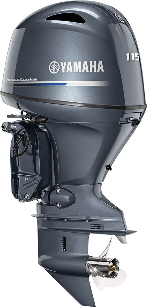 Yamaha Outboard Motor Videos by Outboards 115 To 75 Hp 1 8l I 4 Yamaha Outboards