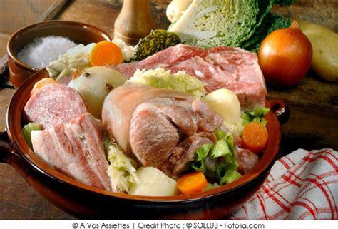 pot 233 e auvergnate a vos assiettes recettes de cuisine illustr 233 es