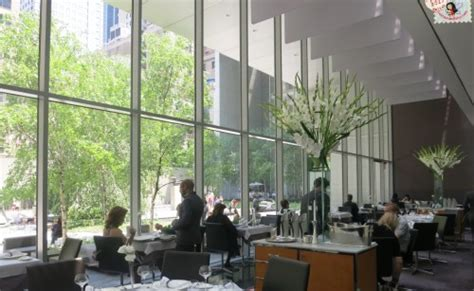the modern dining room at moma midtown west nyc the restaurant