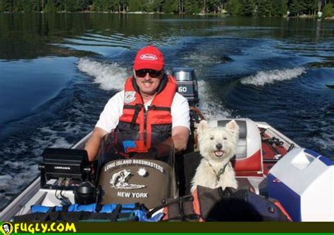 Boat Driving Dog by Dog Driving A Boat Fugly