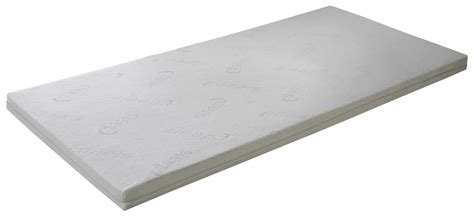 2 quot memory foam mattress topper from century textiles