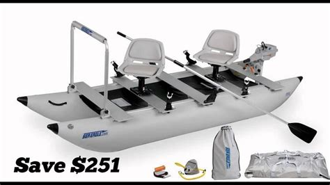 Inflatable Pontoon Boats Youtube by Inflatable Pontoon Boats For Sale Youtube