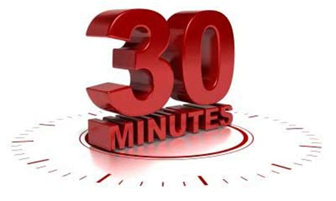 30 Minutes Of Your Day! Webentrepreneurws