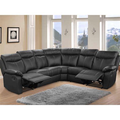 canap 233 d angle relax 7 places cuir vyctoire univers des assises tousmesmeubles