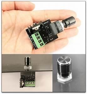 Led Dimmer Anschließen : led dimmer knob panel mount oznium ~ Markanthonyermac.com Haus und Dekorationen