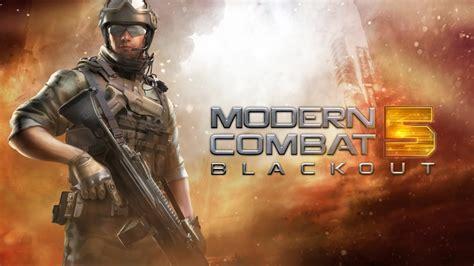 modern combat 5 blackout 1 7 0l mod apk unlimited money ammo axeetech