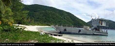 Boat Supplies Nearby by Guana Island Photos