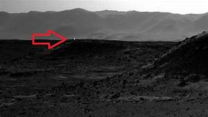 NASA Curiosity rover captures mysterious bright light on ...