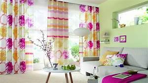 Wände Dekorieren Mit Stoff : gardinen diese stoffe sind im trend ~ Markanthonyermac.com Haus und Dekorationen
