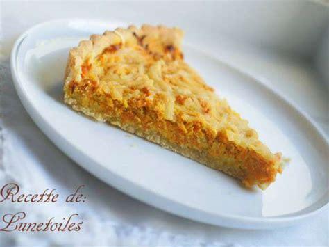 recettes de tarte aux carottes de amour de cuisine chez soulef