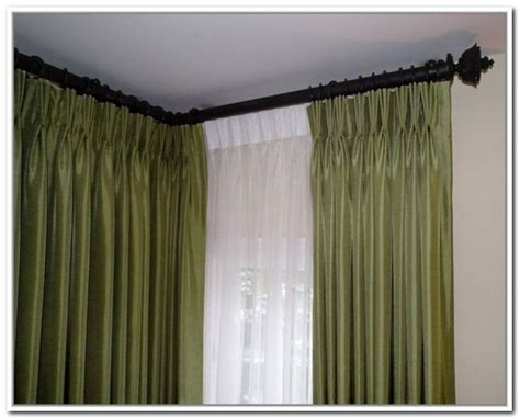 Most Popular Choice Of Double Drapery Rod For Interior