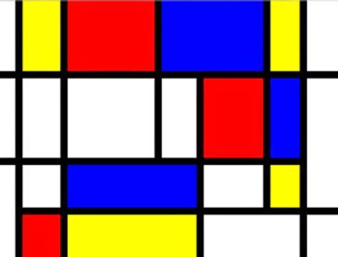 Piet Mondrian by Carol Ann Kauffman S Vision And Verse The Art Of Piet