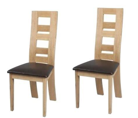chaise de salle a manger bois