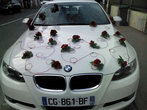 d 233 coration de voitures pour mariage plan de cuques fleurs