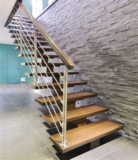 escalier contemporain escalier prestige