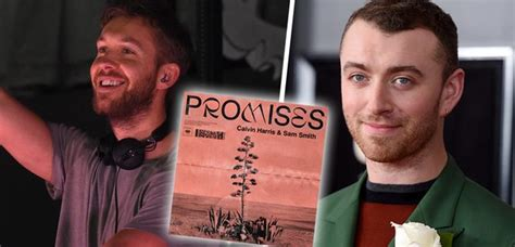 Calvin Harris & Sam Smith Link Up For New Song 'promises