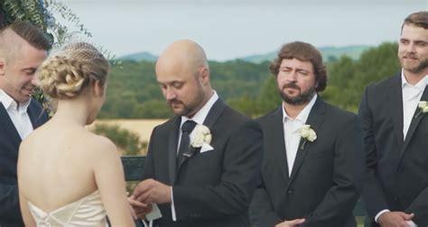 Aaron Goodvin 'woman In Love' Music Video Shot At His Wedding
