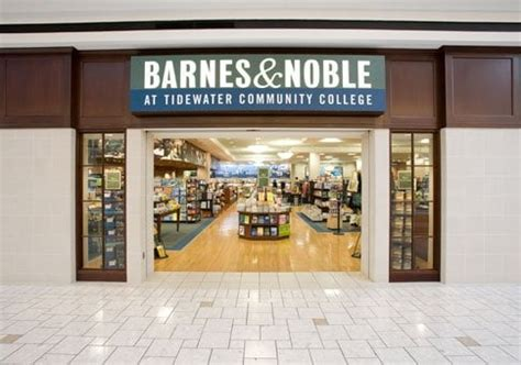 barnes and noble norfolk barnes noble at tidewater community college bookstores
