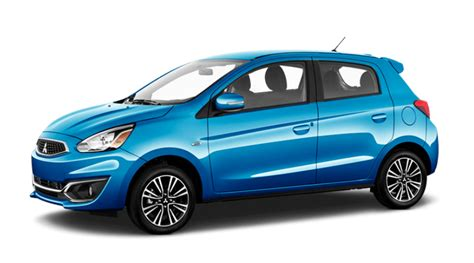 Color Options For The 2018 Mitsubishi Mirage