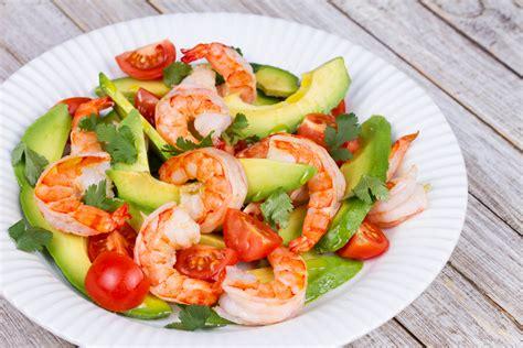 recette salade d avocats aux crevettes chr 233 tiens lifestyle