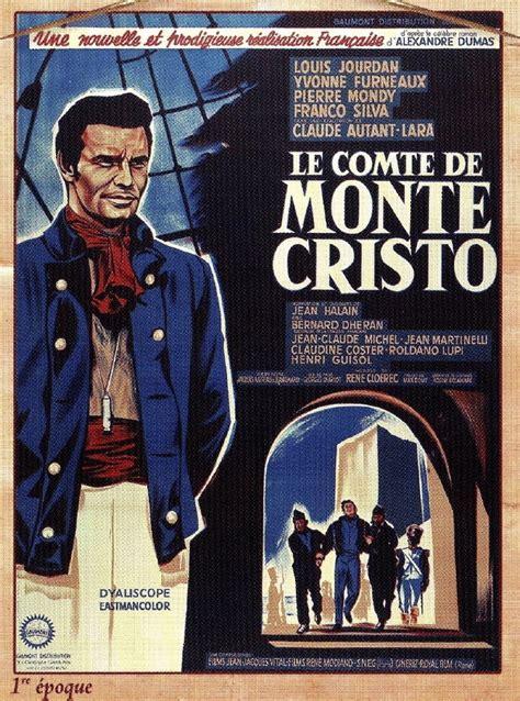 le comte de monte cristo 1961 en dpstream
