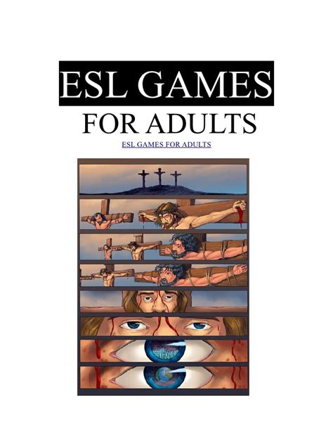 Esl Writing Games For Adults  Stonewall Services