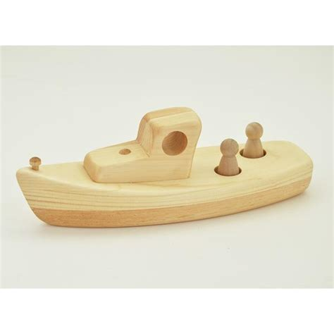 Toy Lobster Boat by Maine Lobster Boat Wooden Toy