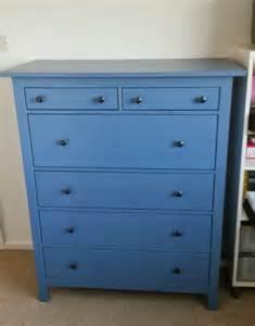 hemnes 6 drawer dresser blue blue ikea hemnes chest of 6 drawers ebay