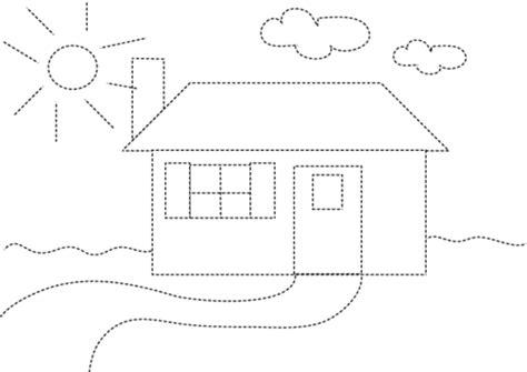 dessiner une maison images