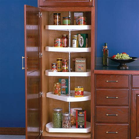 kitchen pantry storage cabinet organization tips