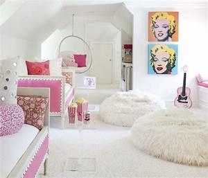 Teenager Zimmer Kleiner Raum : coole teenager zimmer ideen f r jedes m dchen ~ Markanthonyermac.com Haus und Dekorationen