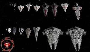 Republic-Knight Fleet image - Knights of the Old Empire 1 ...
