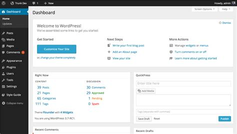 Wordpress Demo Site » Try Wordpress Without Installing It