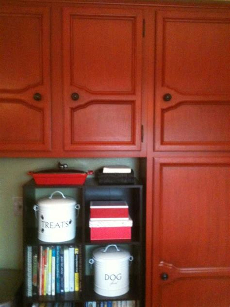 best ideas about rustoleum transformations cabinet transformations and kit paprika on