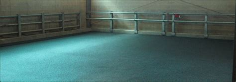 equine flooring poured rubber flooring by equi turf
