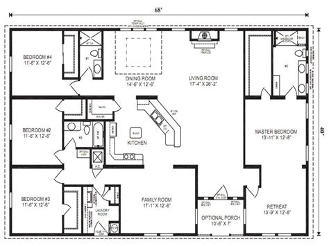 Clayton Mobile Home Floor Plans Photos by Mobile Modular Home Floor Plans Clayton Wide Mobile