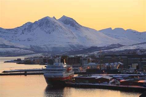Fjord Queen Tromso by Hurtigruten Cruises General Information Fjord Travel