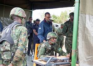Kagame Meets Top Military Brass | ChimpReports