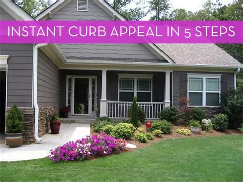 196 Best Images About Clever Curb Appeal Ideas On