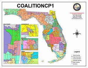 Congressional Districts Drawn By Voting-Rights Groups Go ...