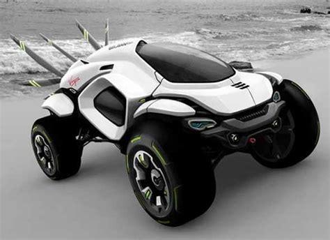 Future Off Road Vehicle