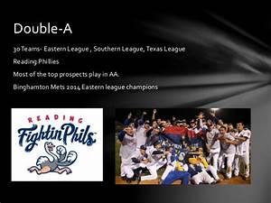 Minor league baseball system