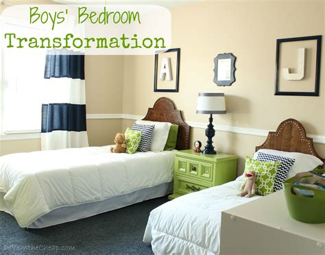 Big Boy Room Transformation Reveal  Erin Spain