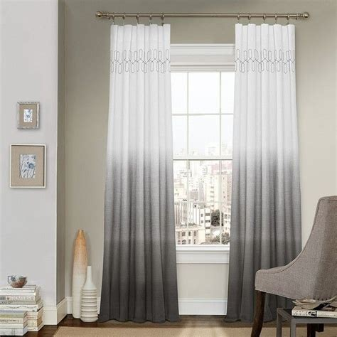 25 best ideas about grey and white curtains on master bedroom furniture inspiration