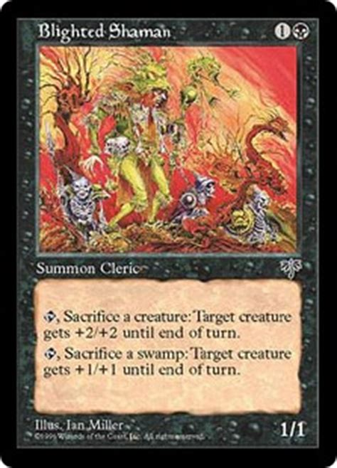 cleric reanimator customized legacy deck mtg magic