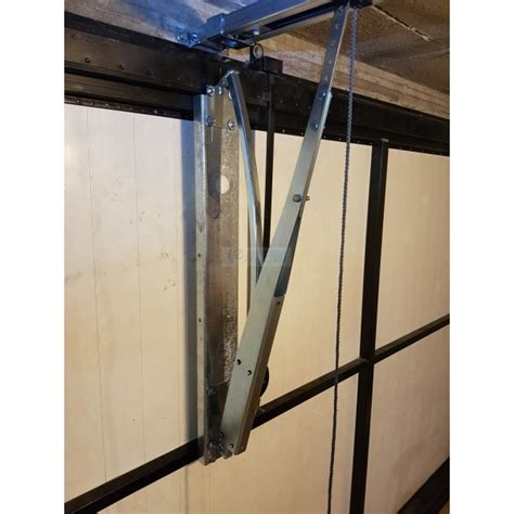 bras adaptateur pour la motorisation des portes basculantes 224 contrepoids ekoenig domotique