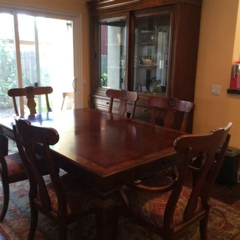 ethan allen dining room set buffet san diego 92024 encinitas park home and