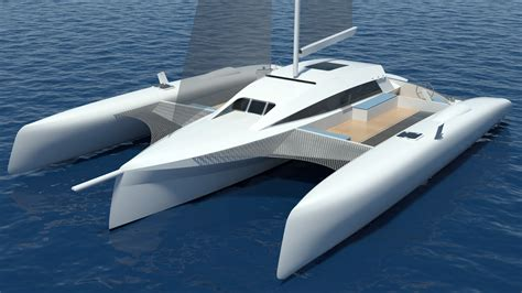 Schionning Catamaran Design by New 15mts Tri By Schionning Designs Catamaran Racing