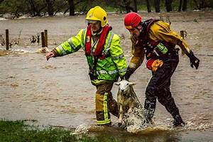 UK weather: Hundreds evacuated and one dead as flooding ...